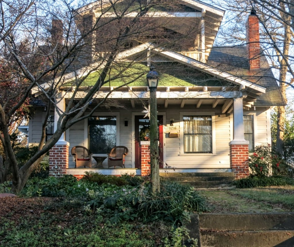 1216 Courtland, Mordecai, Best Raleigh Neighborhoods, Inside the Beltline, Mordecai