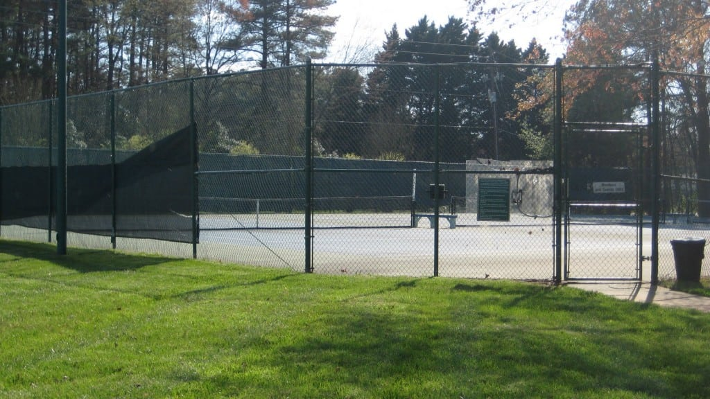 Tennis Courts, Best Raleigh Neighborhoods, Midtown, Wildwood Green Golf Community